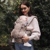 Love & Carry - ONE + Cool Sand Porte-bébé physiologique nouveau-né