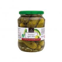 Pique Assiettes - Cornichons aigres-doux Bio 72cl
