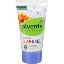 Alverde Naturkosmetik - ALVERDE Naturkosmetik Dentifrice pour Enfants, Sans Fluor