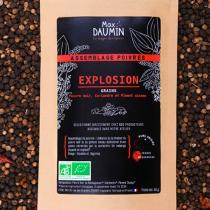 Epices Max Daumin - Assemblage Poivre Explosion (Poivre, Coriandre, Piment) - 55g