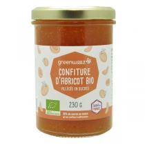 Greenweez - Confiture abricots bio 65% 230g