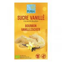 Pural - Sucre vanillé à la vanille Bourbon 5x8g