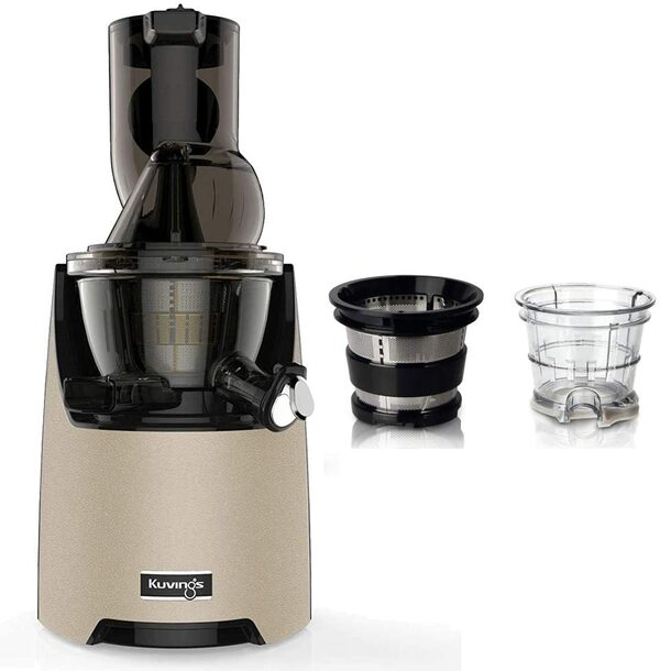 Kuvings - Pack Kuvings EVO820 Champagne avec kit sorbets smoothies