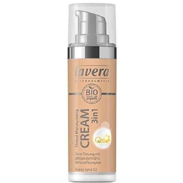 Lavera - Créme hydratante teintée - Honey Sand 03