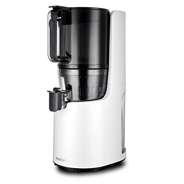Hurom - Extracteur de jus vertical Hurom H200 - Blanc