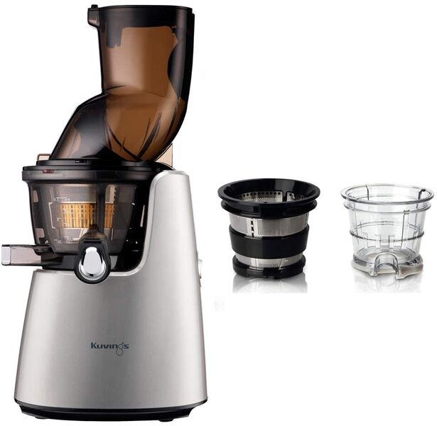 Kuvings - Pack Kuvings D9900 Gris avec kit sorbets smoothies