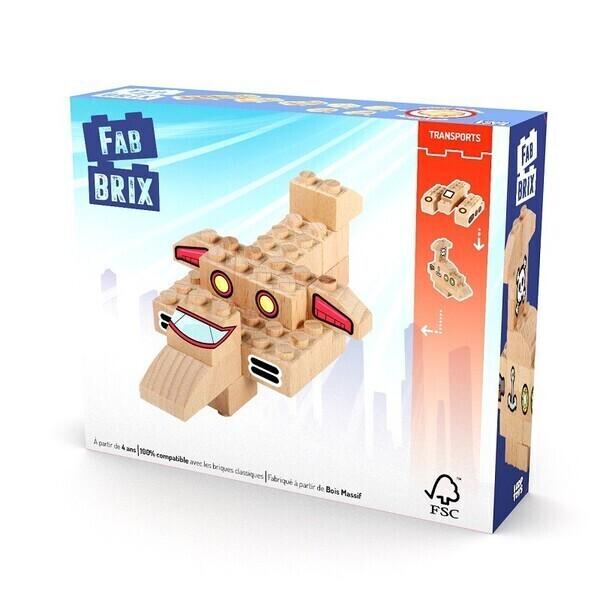 Fabbrix - Fabbrix transports 16 pcs