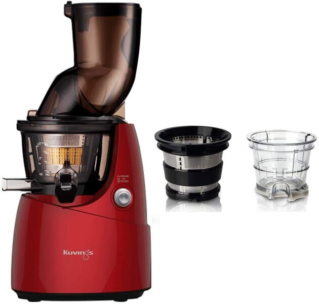 Kuvings - Pack Kuvings B9700 Rouge avec kit sorbets smoothies