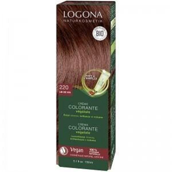 Logona - Créme Colorante (Plusieurs tons)