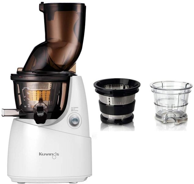 Kuvings - Pack Kuvings B9700 Blanc avec kit sorbets smoothies