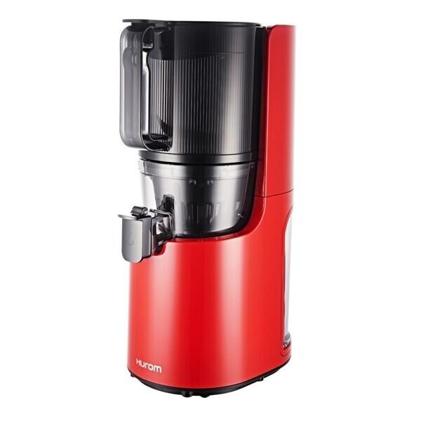 Hurom - Extracteur de jus vertical Hurom H200 - Rouge