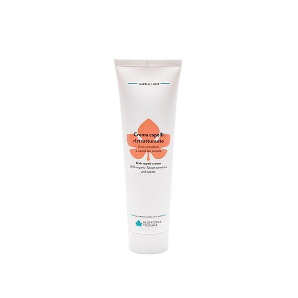 Biofficina Toscana - BIOFFICINA TOSCANA Crème Réparatrice pour les Cheveux, 100 ml