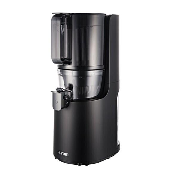 Hurom - Extracteur de jus vertical Hurom H200 - Noir