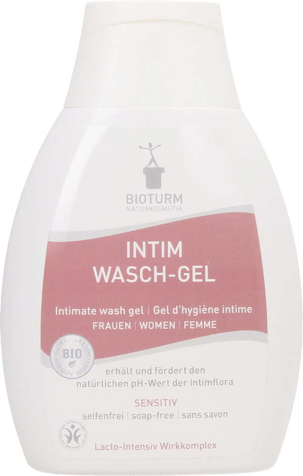 BIOTURM - BIOTURM Gel hygiène intime N°26- SENSITIV, 250 ml