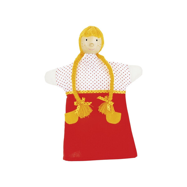 Goki - Marionnette : Coucou Gretel !