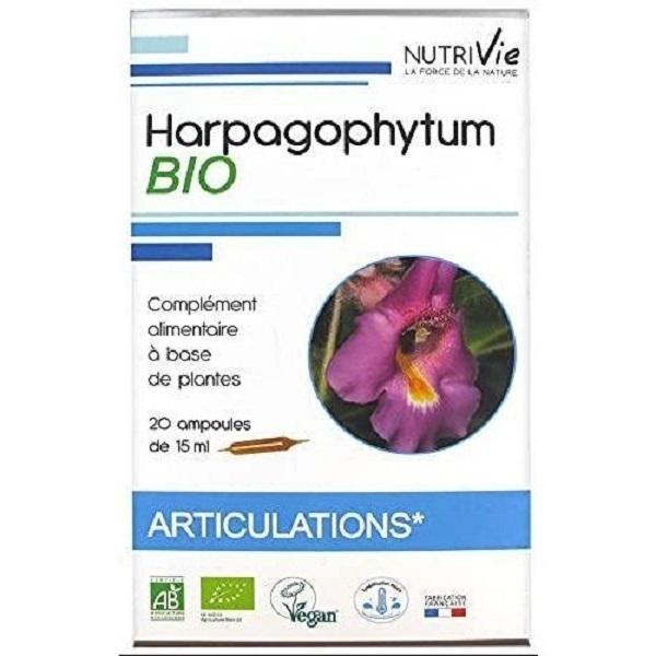 NutriVie - Harpagophytum Bio