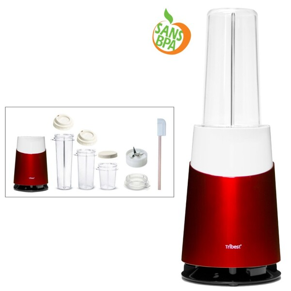 TRIBEST - Personal Blender Tribest PB410 - Rouge