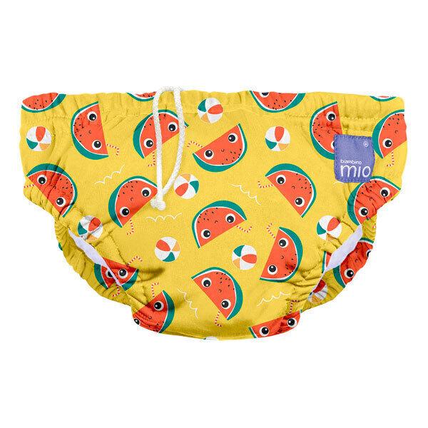 Bambino Mio - Couche de bain lavable Melon moelleux - Taille M (6-12 mois)