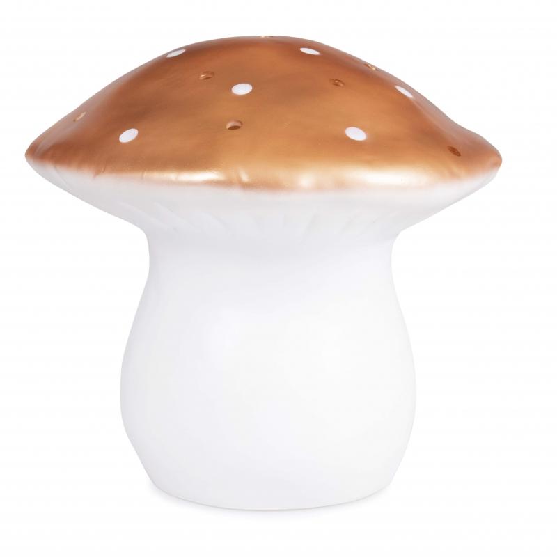 Egmont Toys - Lampe grand champignon cuivré