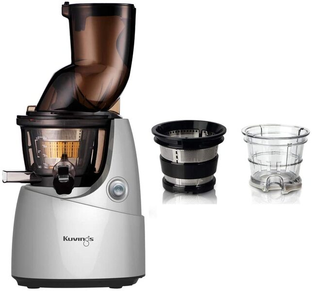 Kuvings - Pack Kuvings B9700 Gris avec kit sorbets smoothies