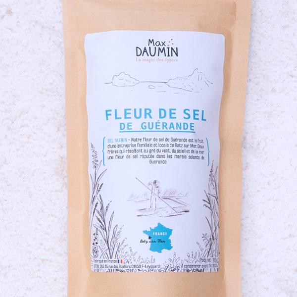 Epices Max Daumin - Fleur de sel de Guérande