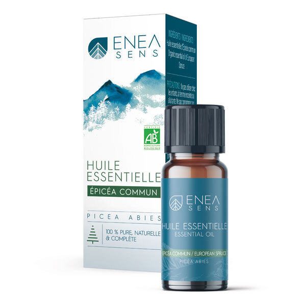 Enea Sens - Huile essentielle d'Epicéa commun 10ml