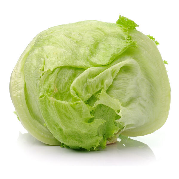 Fruits & Légumes du Marché Bio - Salade Iceberg. France