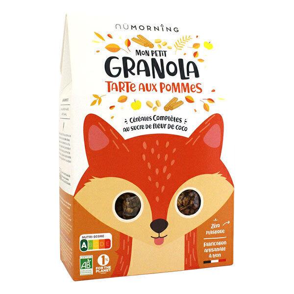 nüMorning - Mon Petit Granola tarte aux pommes 300g