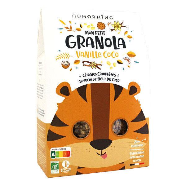 nüMorning - Mon Petit Granola vanille et coco 300g