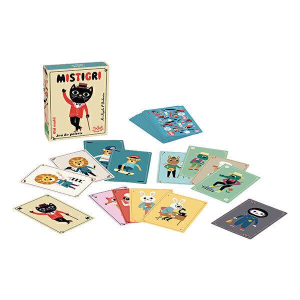Vilac - Jeu de cartes Mistrigri - Dès 4 ans