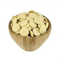 Vracbio - Chocolat Blanc Bio en Pistoles en Vrac 10000.0g