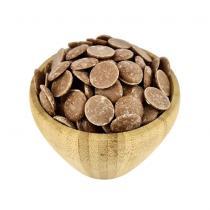 Vracbio - Chocolat au Lait Bio en Pistoles en Vrac 1000.0g