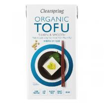 Clearspring - Tofu soyeux et onctueux 300g