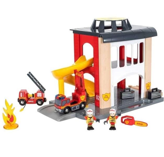 Brio - Caserne de pompiers