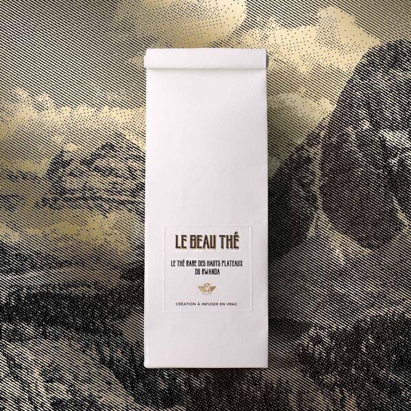 Le Beau Thé - Le thé rare des hauts plateaux du Rwanda bio 10g