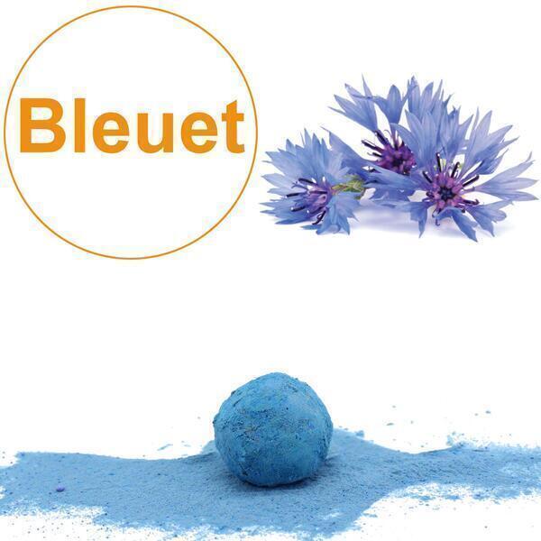 GD Bô Balcons - Bombe À Graines Avec Graines De Bleuet Bio