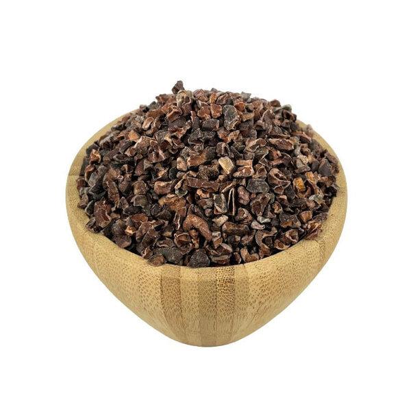 Vracbio - Eclat de Fève de Cacao Bio en Vrac 125.0g