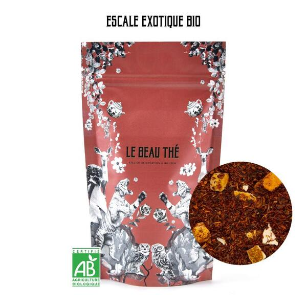 Le Beau Thé - Rooibos aromatisé saveur exotique 490g