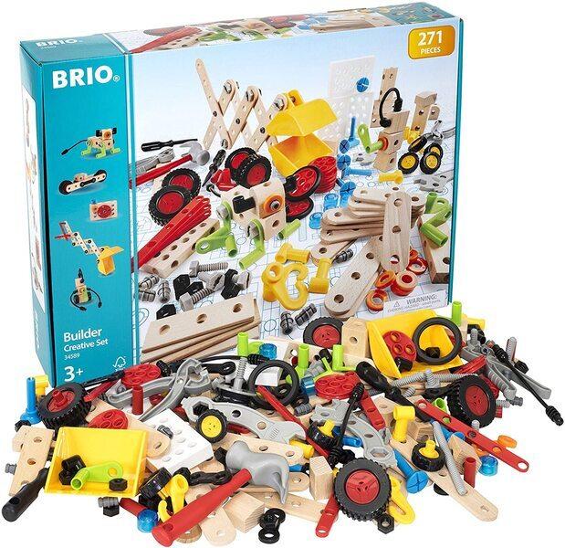 Brio - Coffret créatif Builder