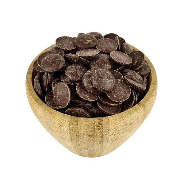 Vracbio - Chocolat Noir Bio en Pistoles en Vrac 10000.0g