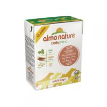 Almo nature - Daily Menu Chien - Thon Saumon - 375g