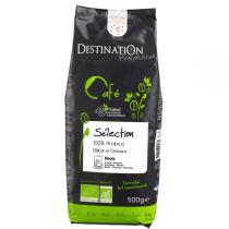 Destination - Café moulu BIO - Sélection 100% Arabica 500g