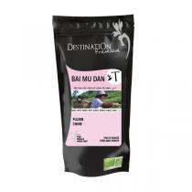 Destination - Weißer Tee  Bai Mu Dan  BIO 50g