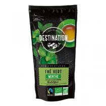 Destination - Thé vert à la menthe 100g
