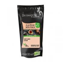 Destination - Peach Green Tea 100g