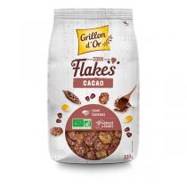 Grillon d'or - Corn Flakes Cacao 300g