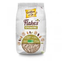Grillon d'or - Flakes d'épeautre nature 250g