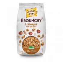 Grillon d'or - Krounchy Châtaigne 500g