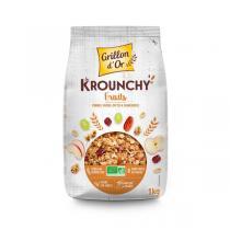 Grillon d'or - Krounchy familial aux fruits 1 kg