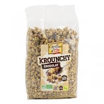 Grillon d'or - Krounchy familial chocolat 1kg